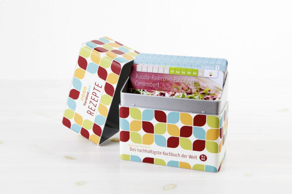 Das Kochbuch [in a box]