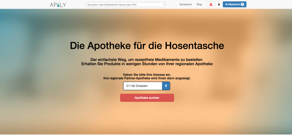 Screenshot von Apoly