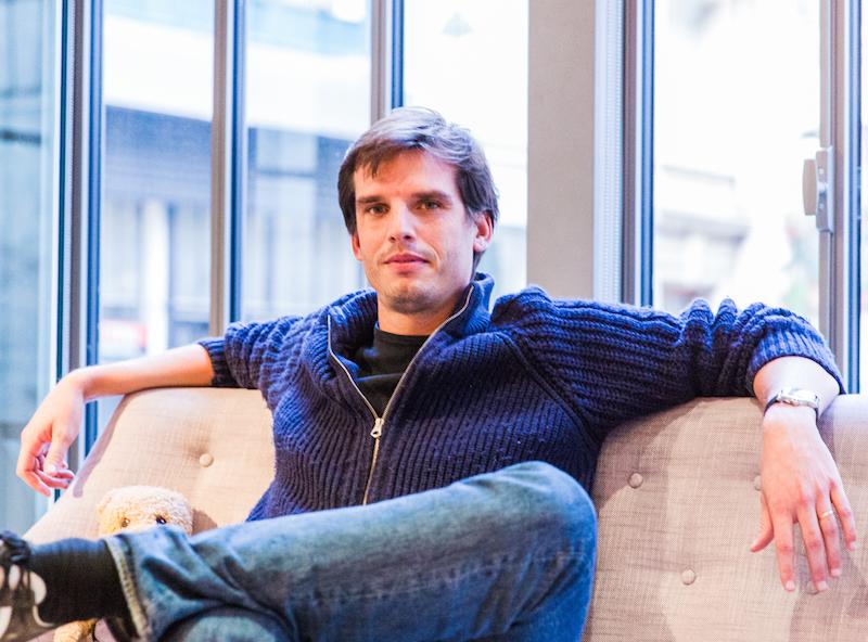 Spendesk CEO und Ex-Drivy COO Rodolphe Ardant
