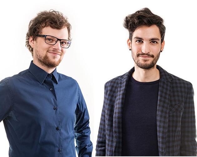 Gründer von Stadt.Land.Netz: Lars Lehmann und Marcus Dawidjan