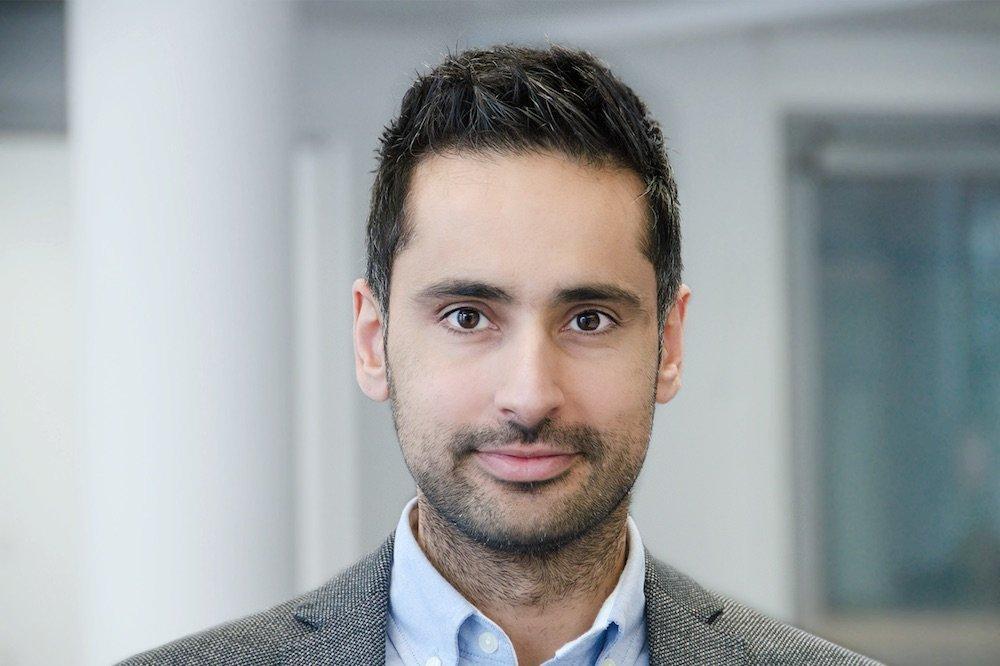 Gründer und Geschäftsführer von absence.io: Nikbin Rohany