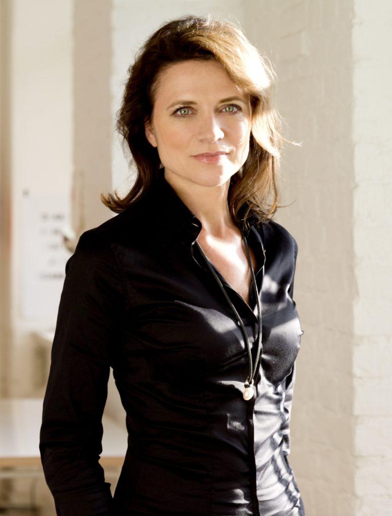 Antje Hundhausen, Deutsche Telekom Vice President 3D Brand Experience ©Telekom Fashion Fusion