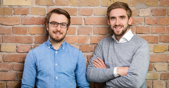 Spacebase Gründer: Julian Jost und Jan Hoffmann-Keining
