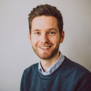 Tobias Körner vom Startup Weekend Dresden
