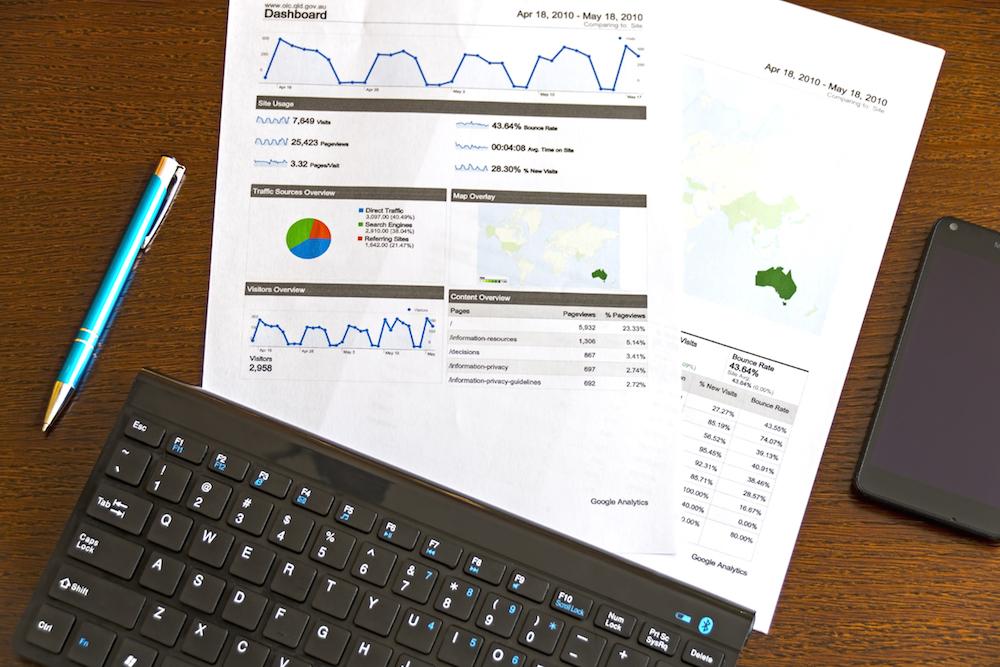 Symbolbild für das Thema Onlinemarketing