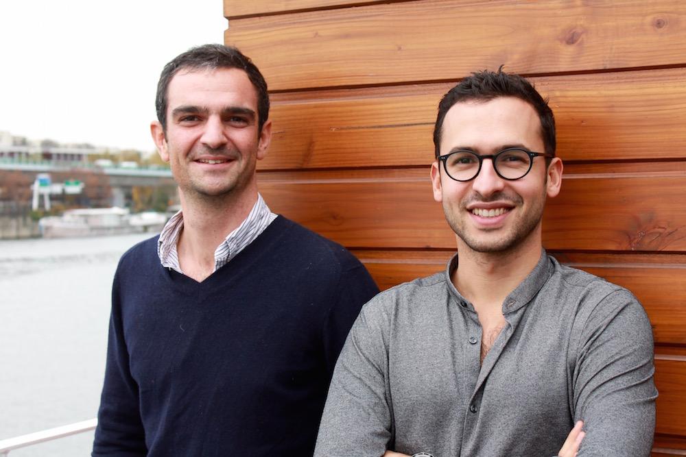 Click & Boat Gründer: Edouard Gorioux und Jérémy Bismuth