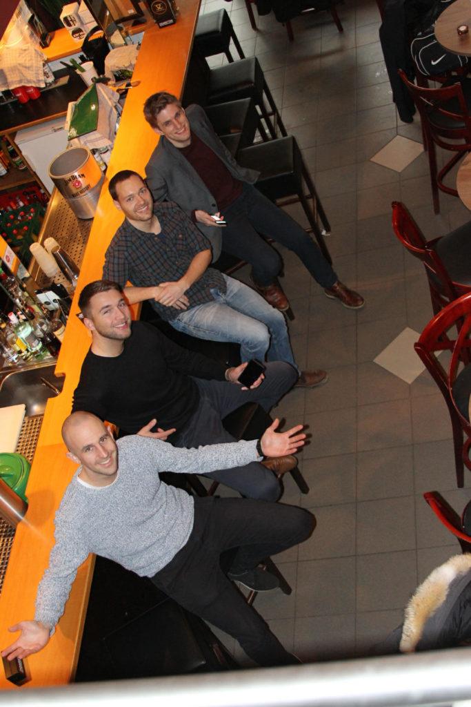 Das Team des Kieler-Startups igetnow