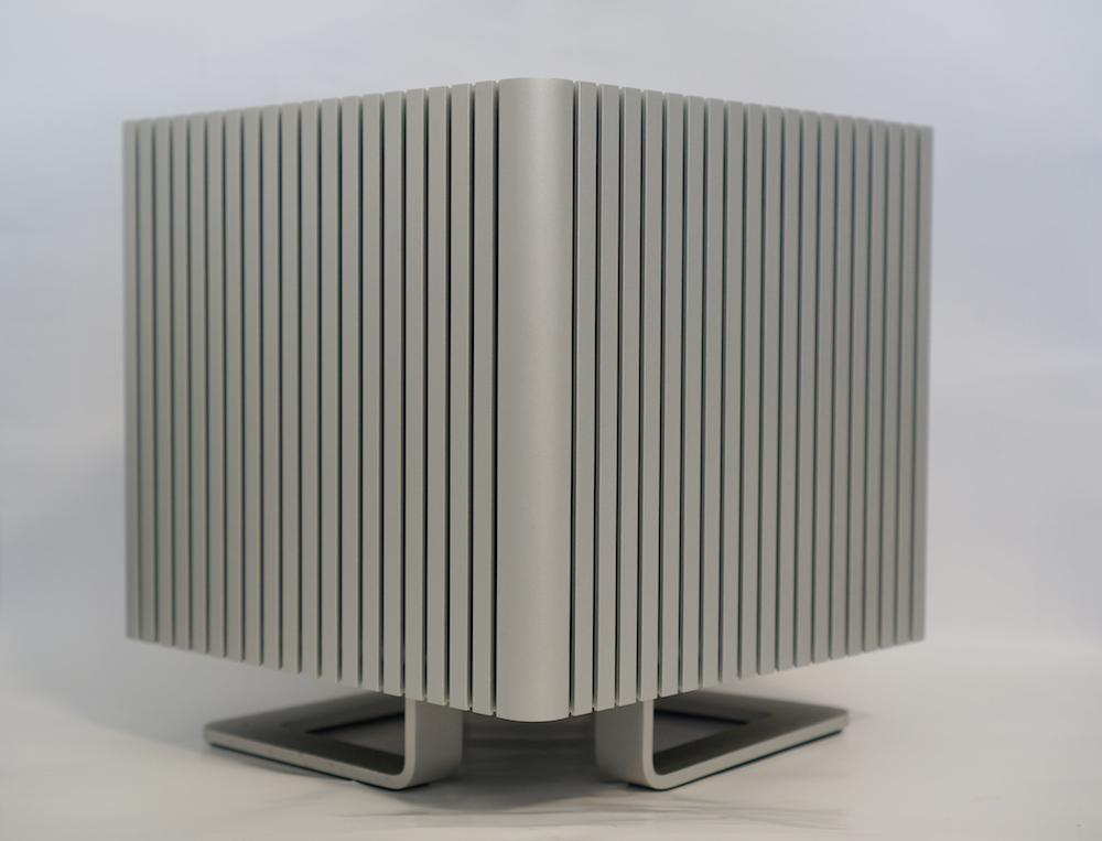 Die eigene Cloud in einem futuristischen Gehäuse: Der uSpace Ulitmate von Uniki