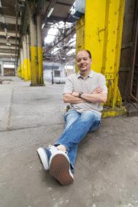 Brabbler CEO Eric Doltare