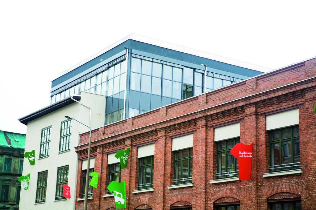 Das Spreadshirt HQ in Leipzig (Bild: Spreadshirt)