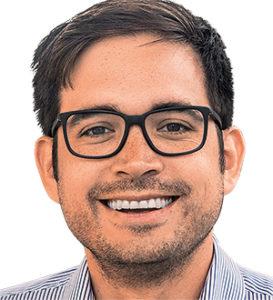CleverShuttle Mitgründer und CEO Bruno Ginnuth (Foto: CleverShuttle)